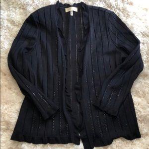 ESCADA Black Sweater Cardigan Size 42